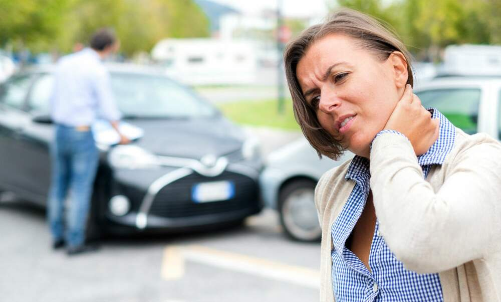 What to do if you suffer from whiplash symptoms