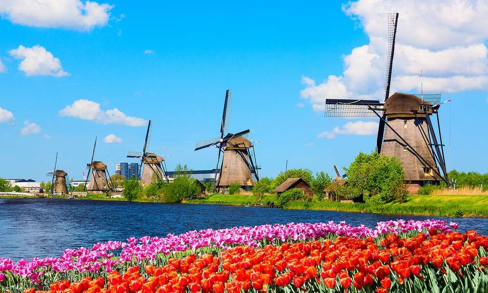 The UNESCO World Heritage sites in the Netherlands