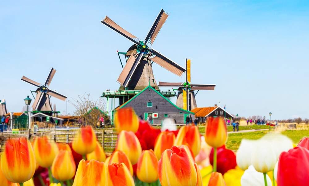 A brief history of windmills a.k.a. molens