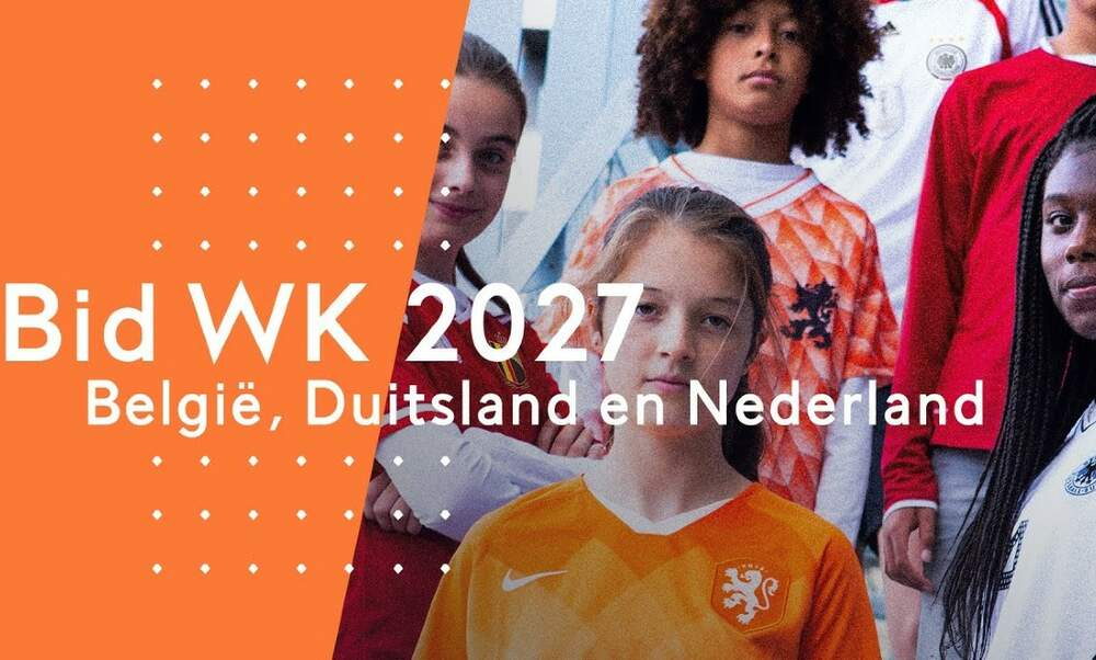 The Netherlands to bid to host 2027 Women's World Cup