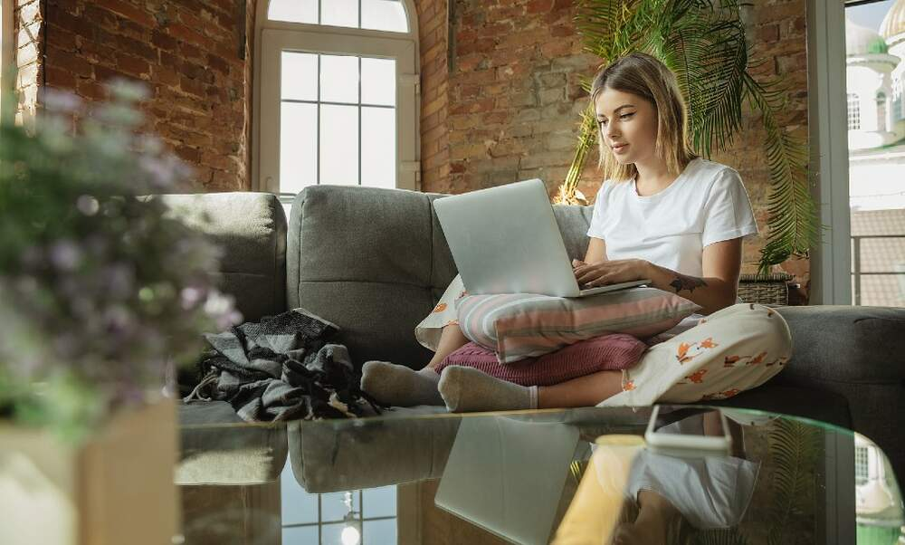 Working from home one day a week could save the Netherlands billions