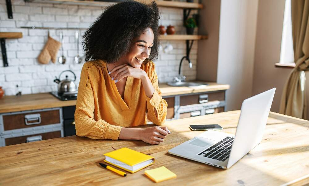 Working at home for an employer abroad, is that possible?