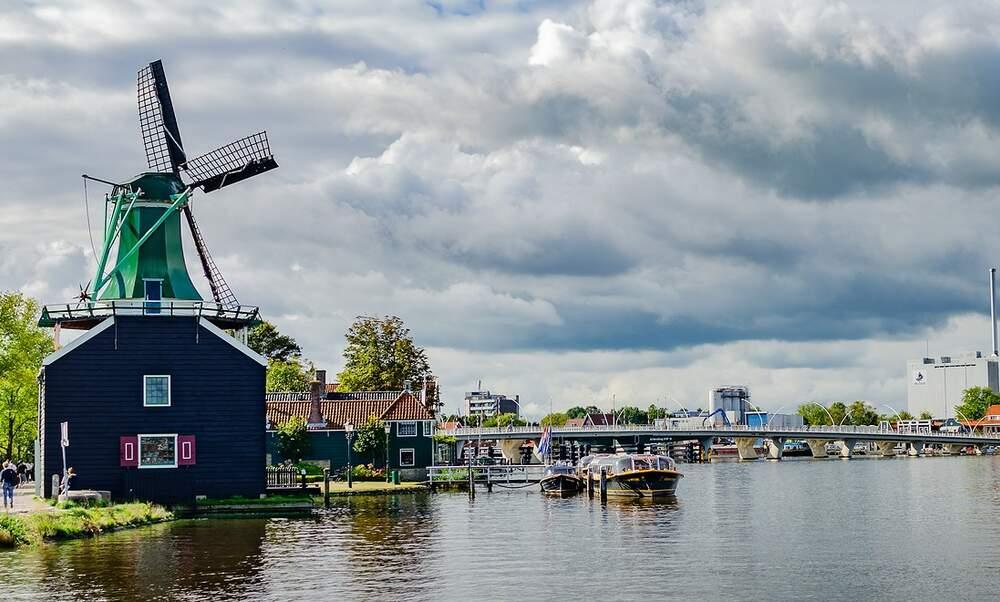 [Video] A magical morning in Zaanse Schans