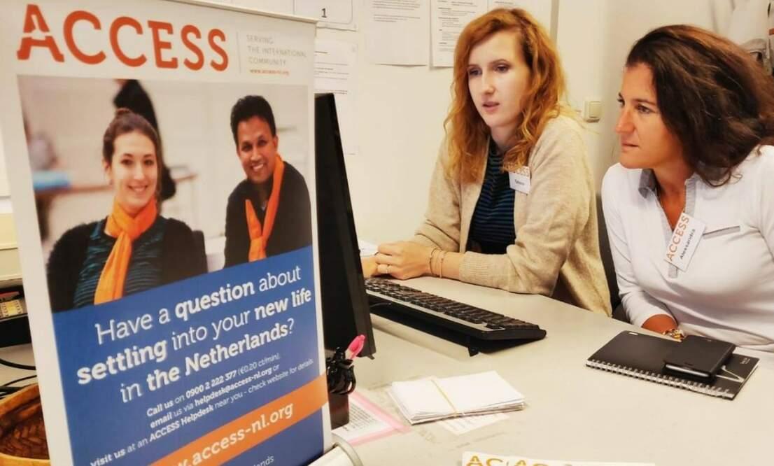 Volunteering: join ACCESS, the organisation run by internationals for internationals