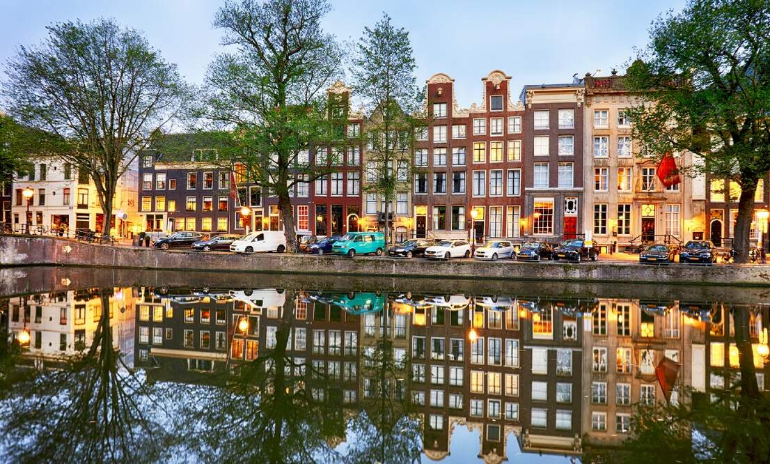 [Video] Amsterdam in motion