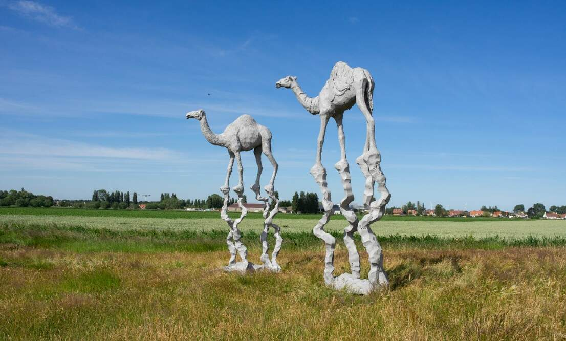 ARTZUID Amsterdam Sculpture Biennial