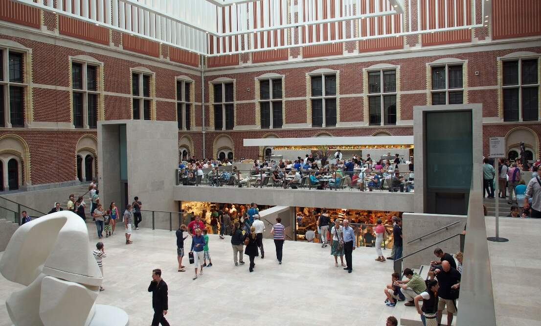 How diverse are Dutch art museums?
