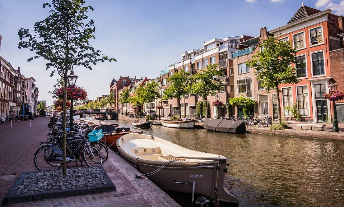 Summer is finally (hopefully) on its way to the Netherlands!