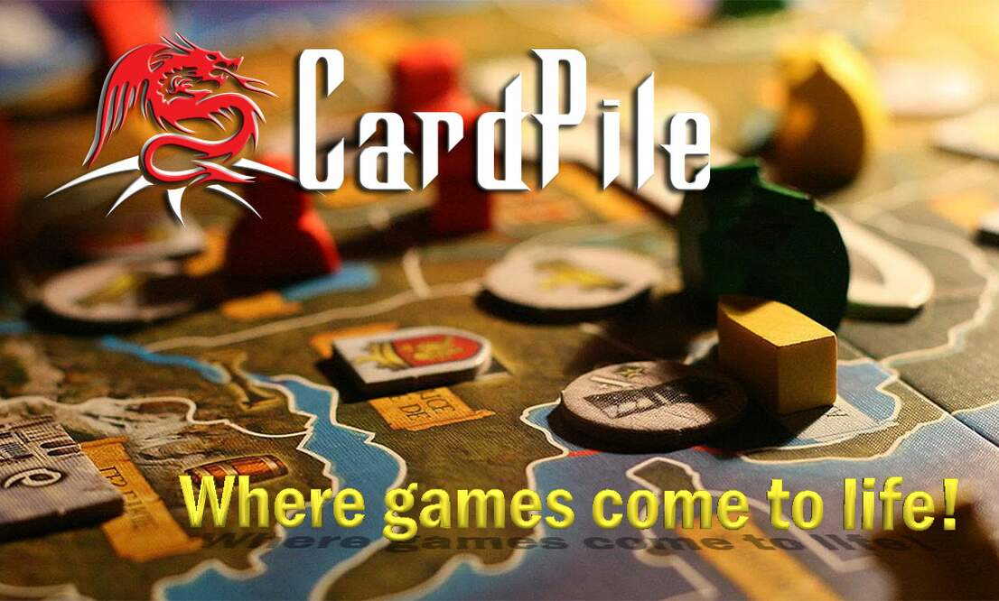 Win a best-selling family-oriented board game with CardPile
