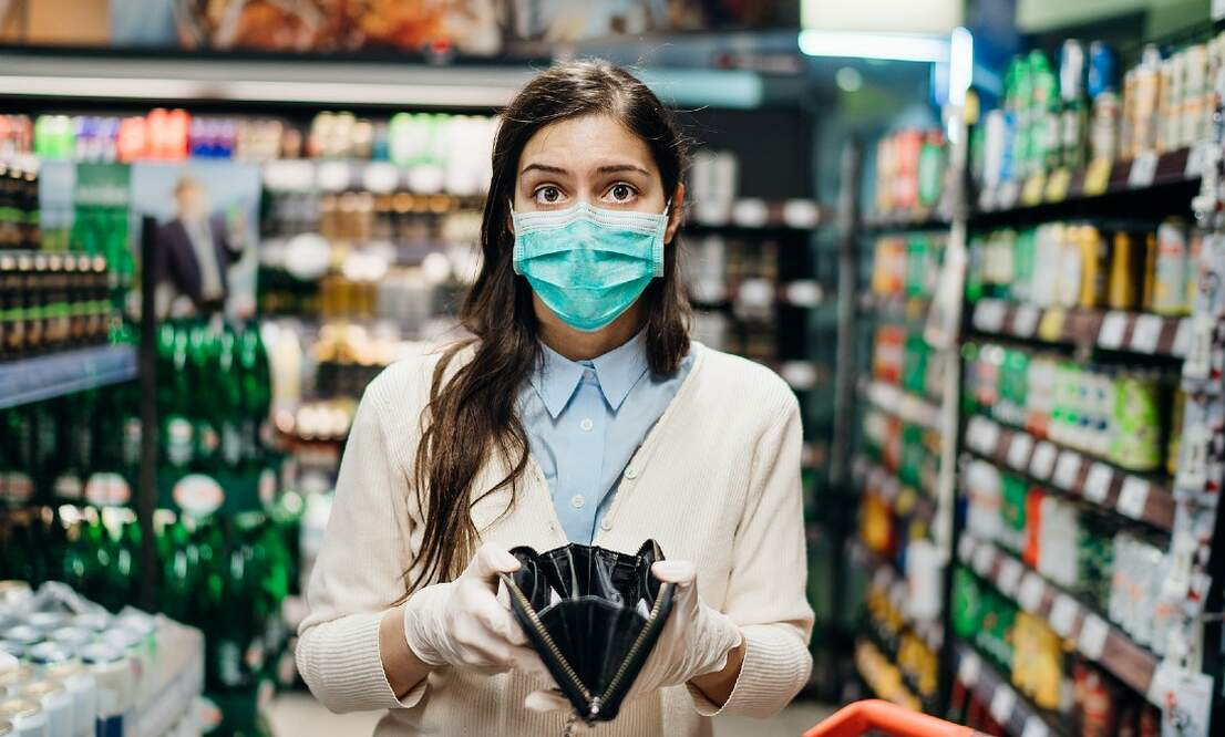 15 percent of workers earn less because of the coronavirus crisis