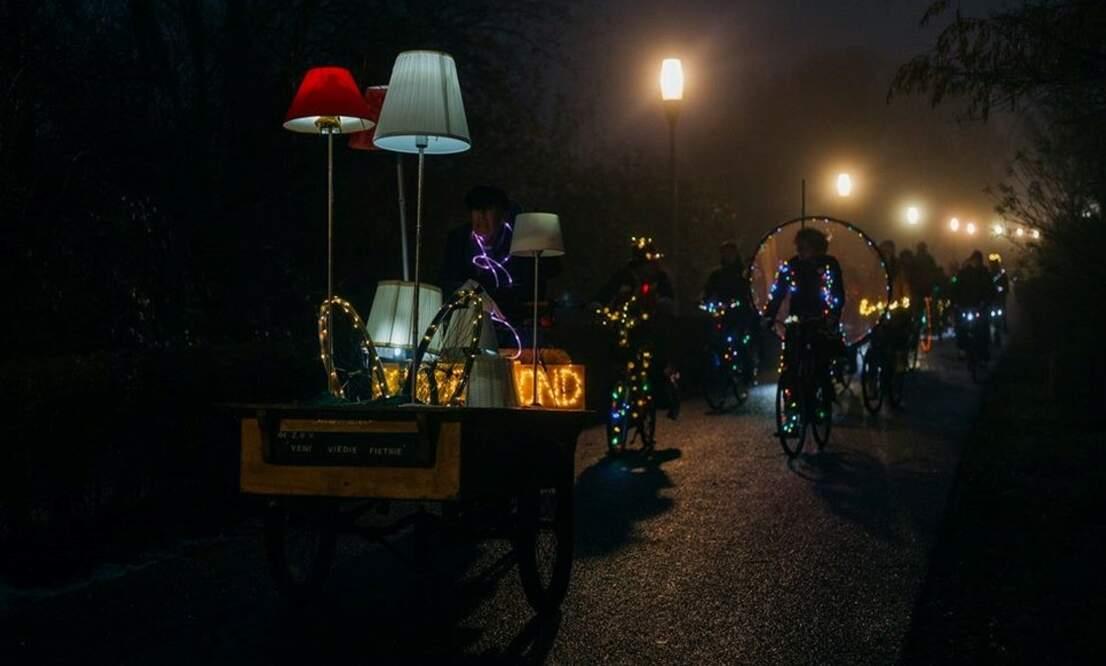 Cycle Fun   Amsterdam Light Parade