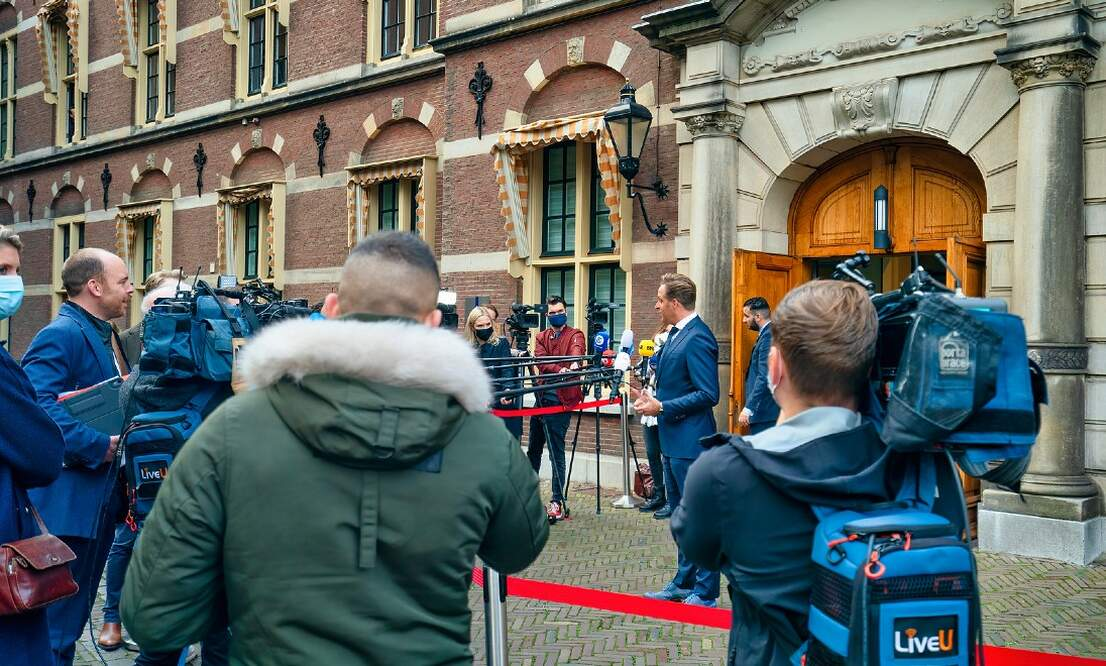 Dutch government set to extend coronavirus lockdown by three weeks