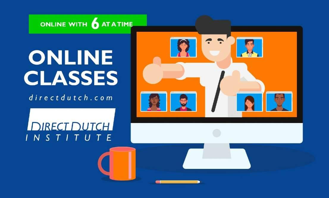 Win a beginners Dutch course at Direct Dutch