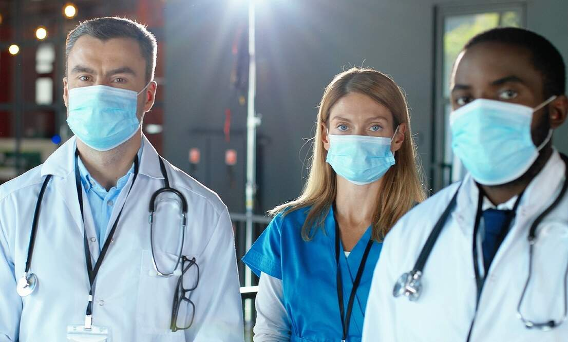 Thousands of healthcare workers didn't receive coronavirus bonus