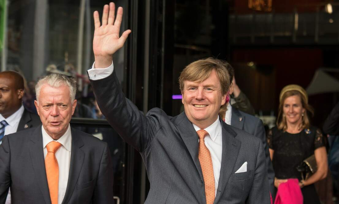 Dutch King invites President Trump to the Netherlands