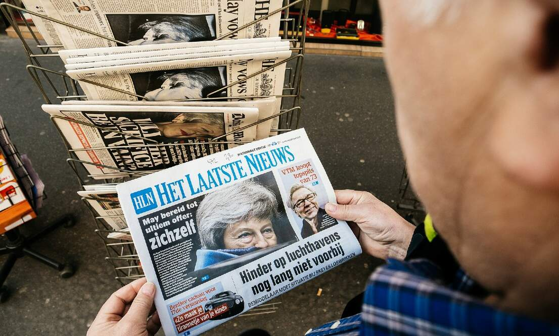 Growing interest and trust in news media in the Netherlands
