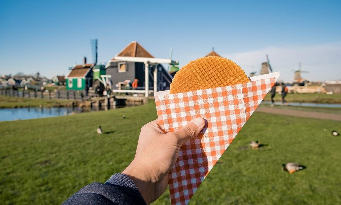 A mouthful of the Netherlands