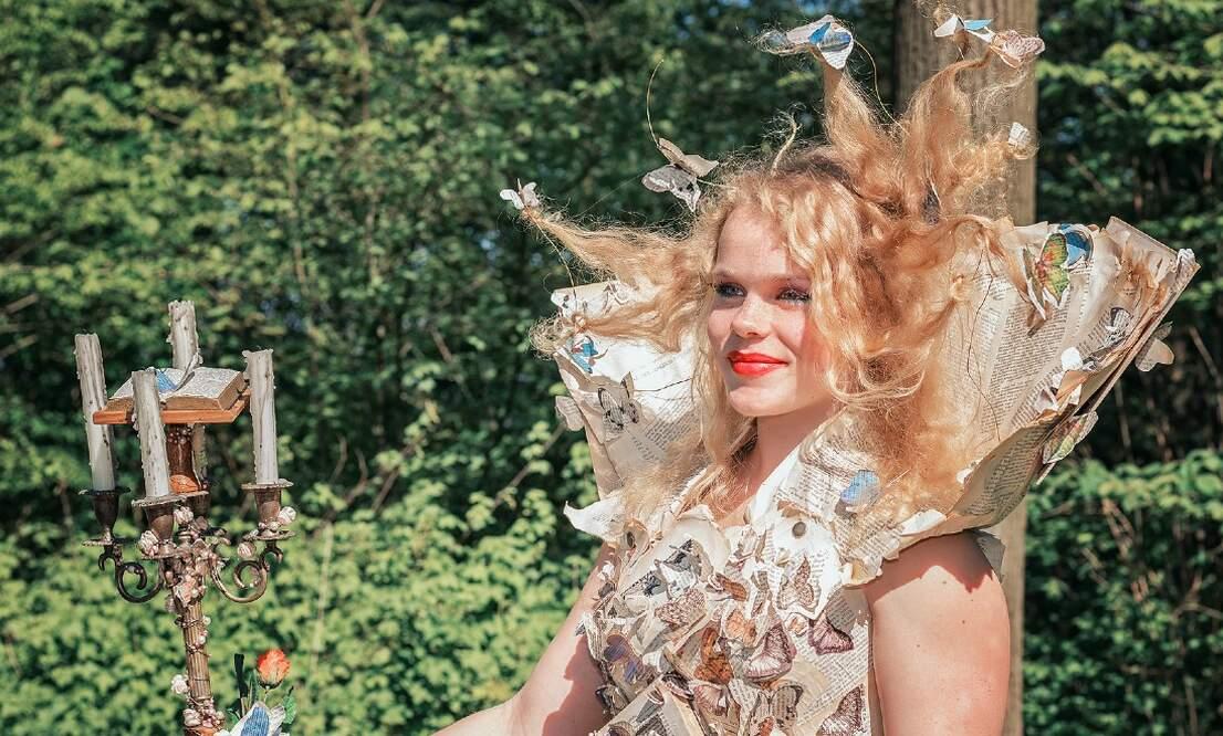 Elfia Fairy Nights   outdoor costume fantasy event at a Dutch castle