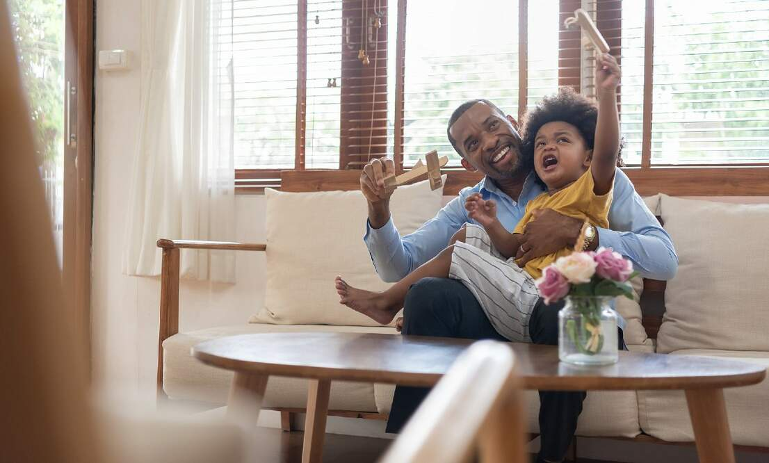 Impact of coronavirus on families: Dads take on fewer responsibilities