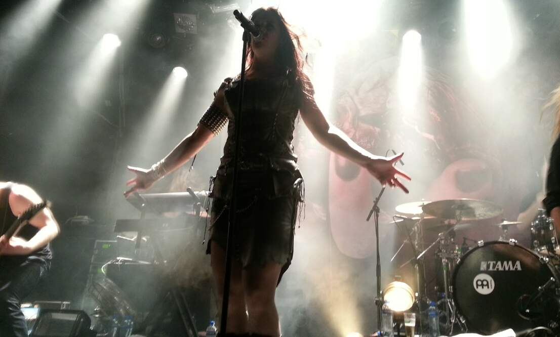 The Dutch: Masters at symphonic metal