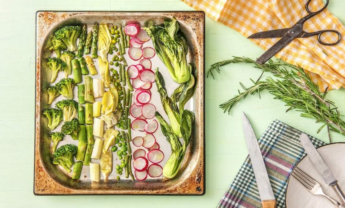 7 spring vegetables that'll make you happy this season