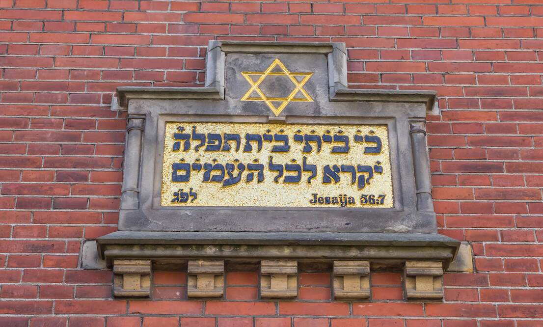 Sharp increase in anti-Semitic incidents in the Netherlands