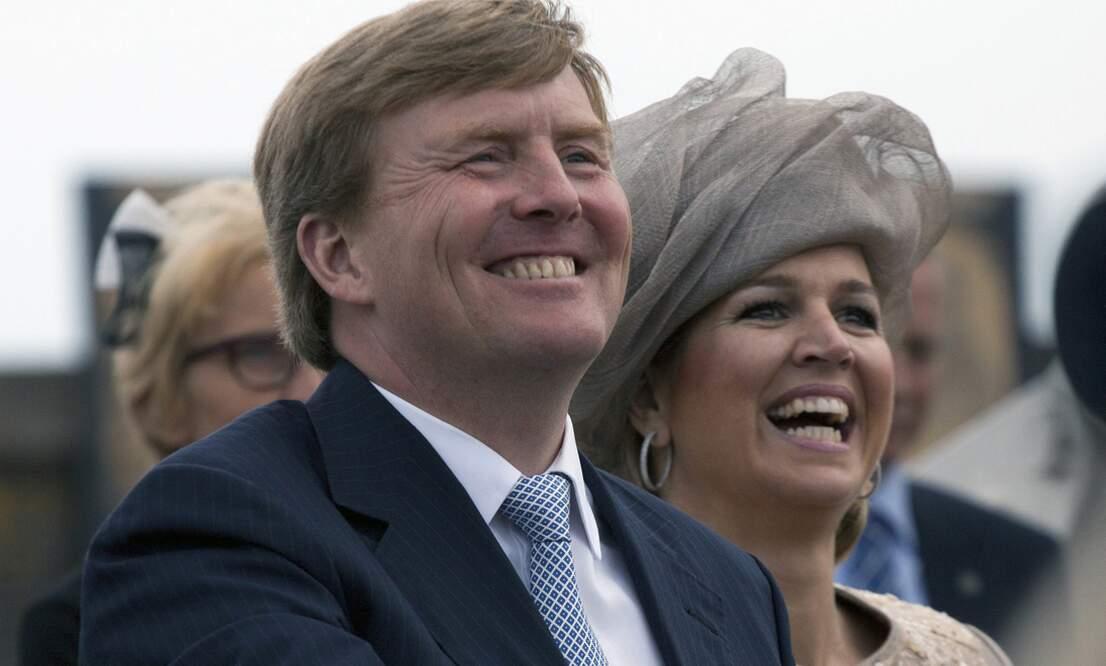 King Willem-Alexander of the Netherlands