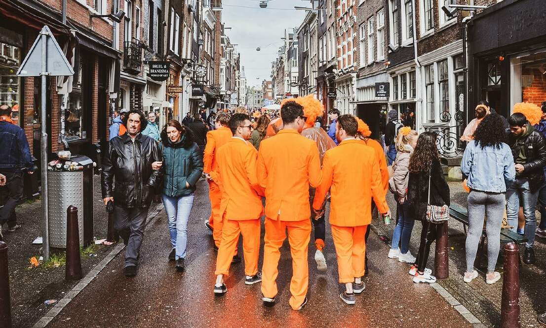 [Video] How to survive King's Day in lockdown