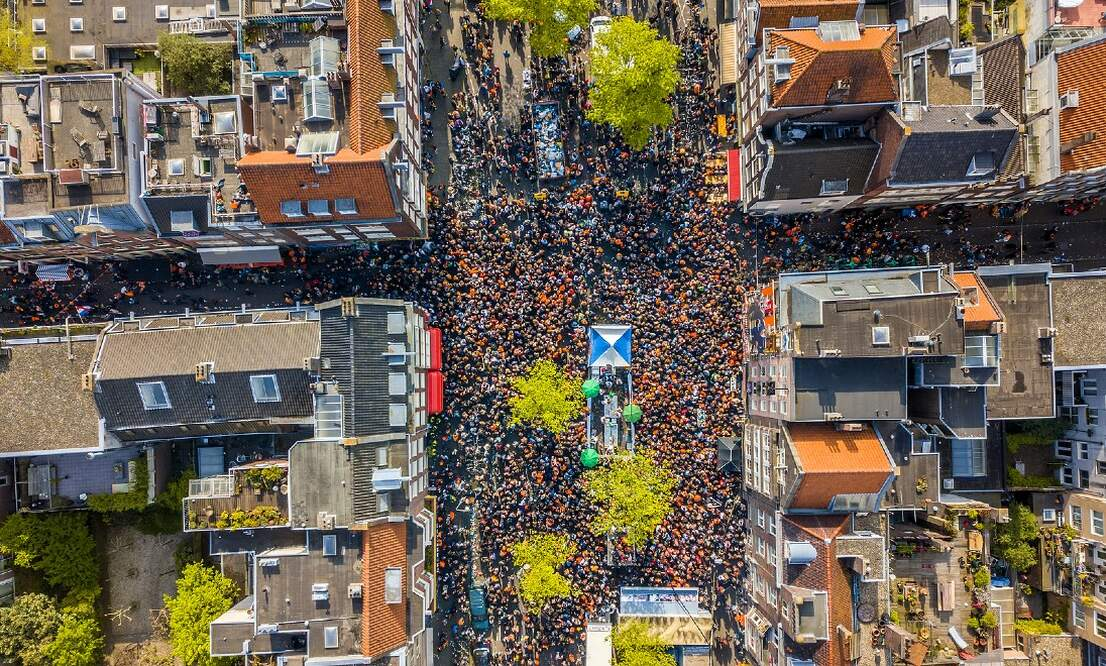 King's Day 2021: 50 arrested in Amsterdam, parks closed across the Netherlands