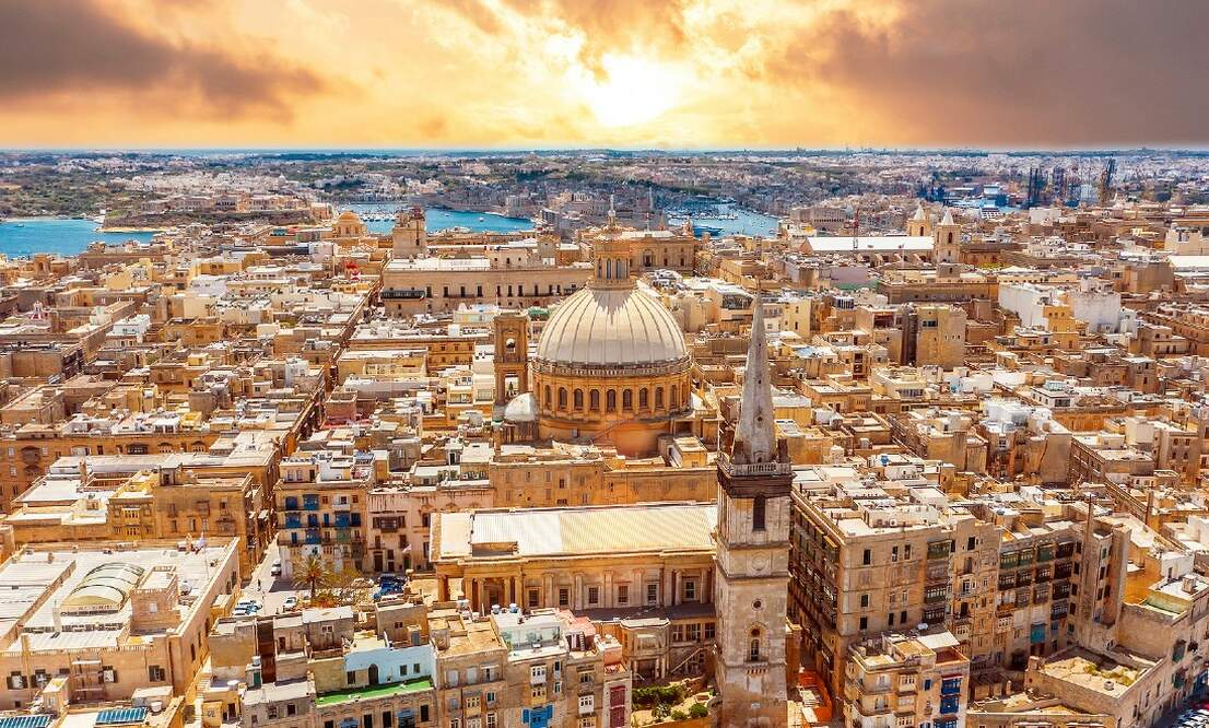 More EU holiday destinations turn from orange to yellow, Malta goes green