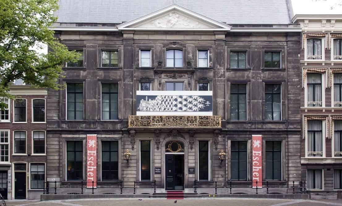 Dutch artist M.C. Escher and his mind-bending graphic art masterpieces