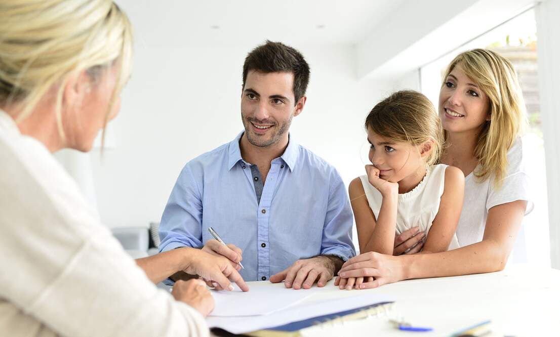 The mortgage process in 8 steps