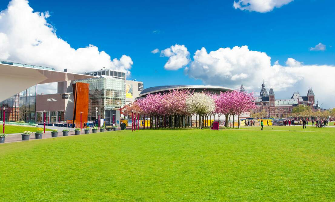 And the most visited museum in the Netherlands is…