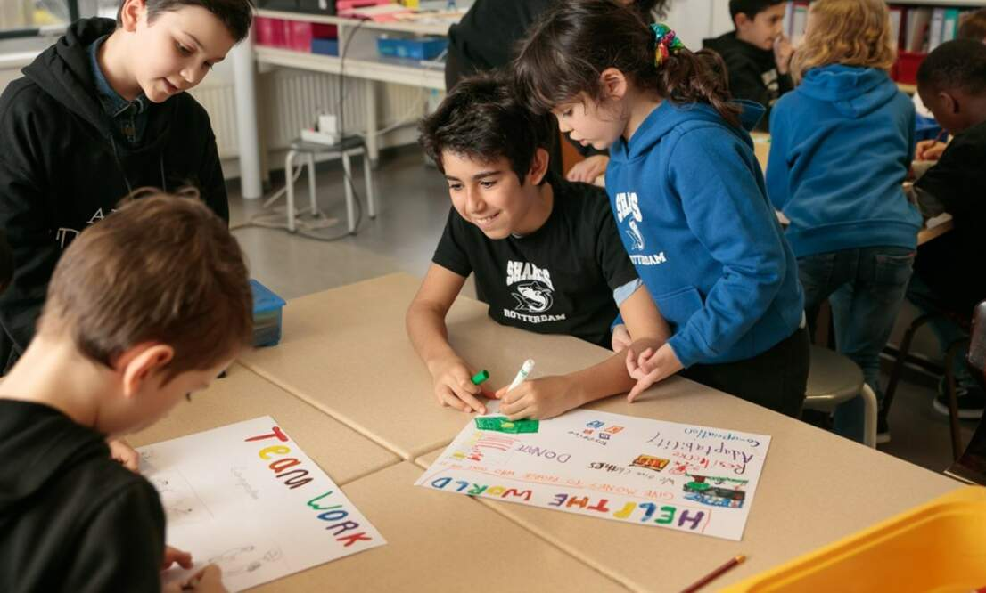NAISR: Giving students the skills to become resourceful global citizens