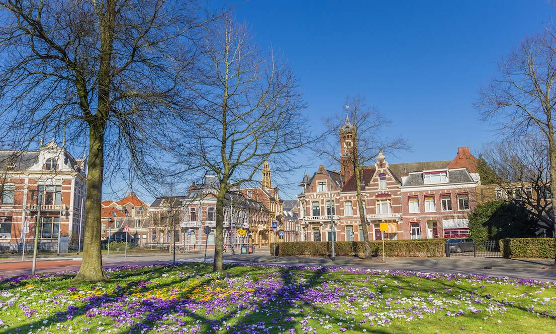 Average house prices in the Netherlands hit record high