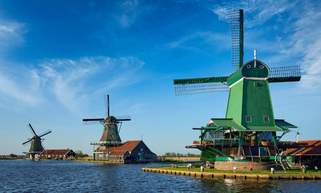 What to do when you visit Zaanse Schans