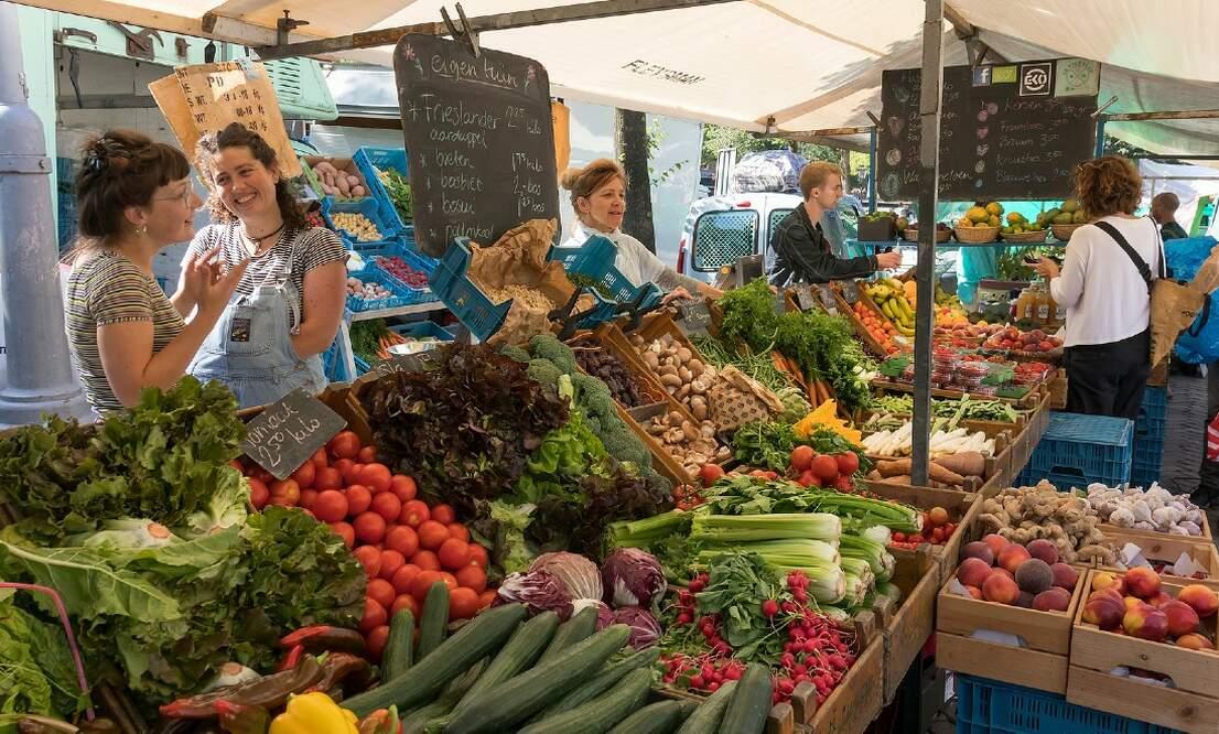 11 street markets you should visit in the Netherlands