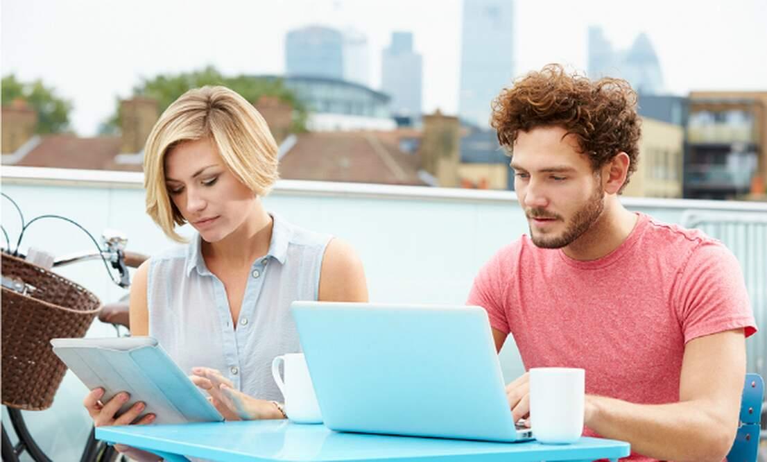 The wifi workplace: Dutch want more work flexibility