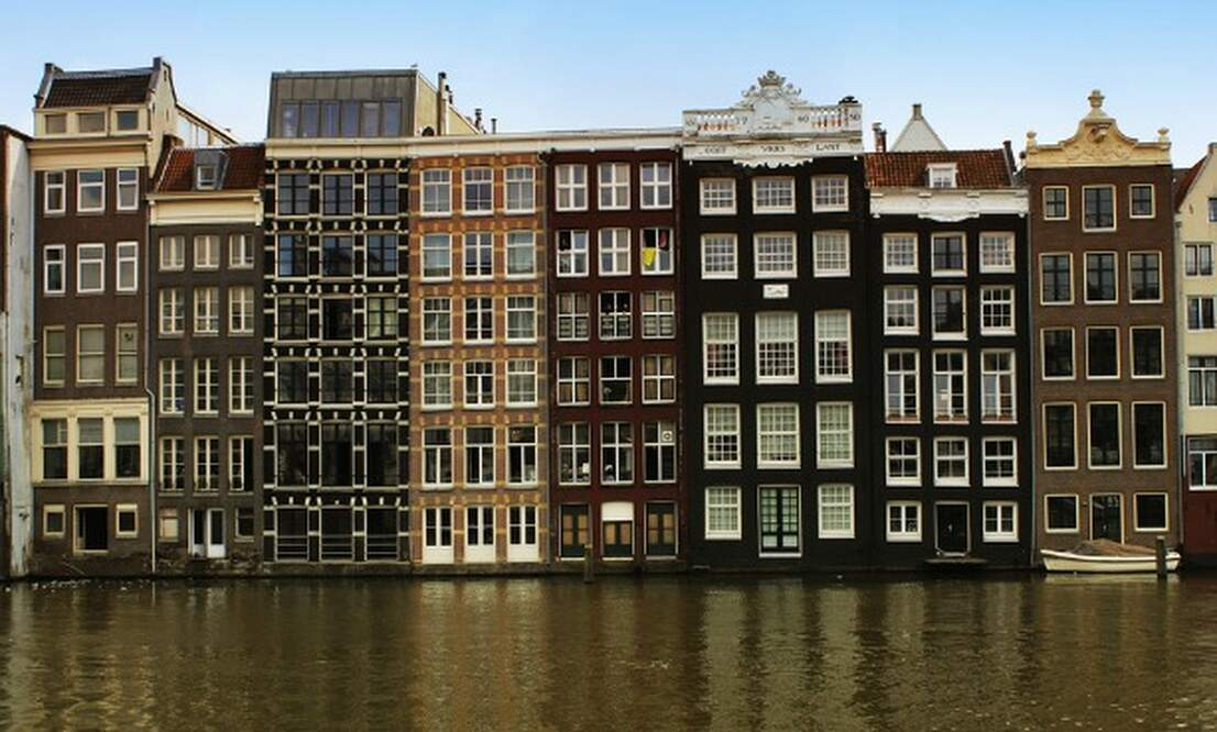 Amsterdam ranks high worldwide for safety and livability