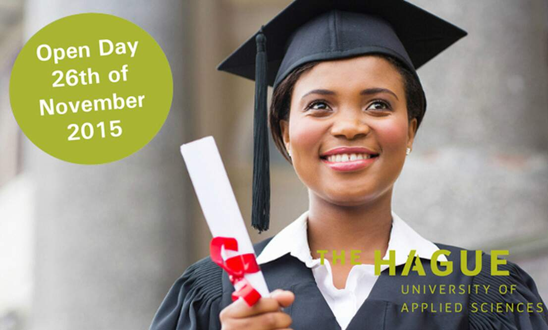 Discover great Master's programmes at the THUAS Open Day on November 26