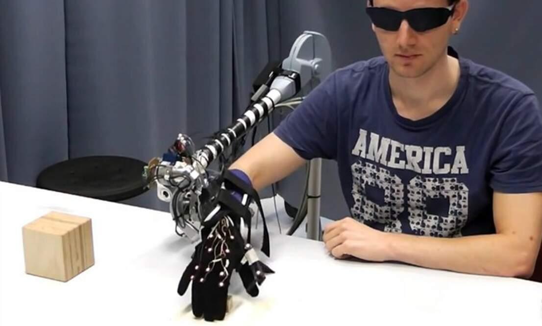 UT researcher designs robotic instrument for stroke victims