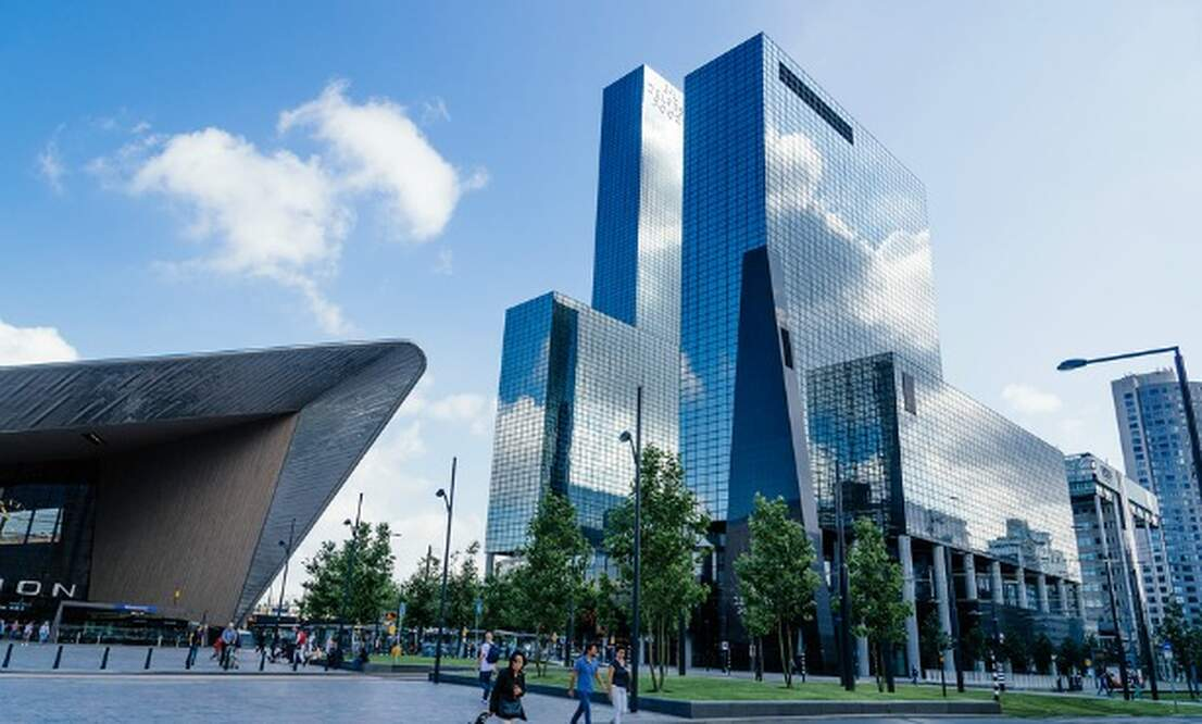 Rotterdam challenges Amsterdam as the most popular place in the Netherlands