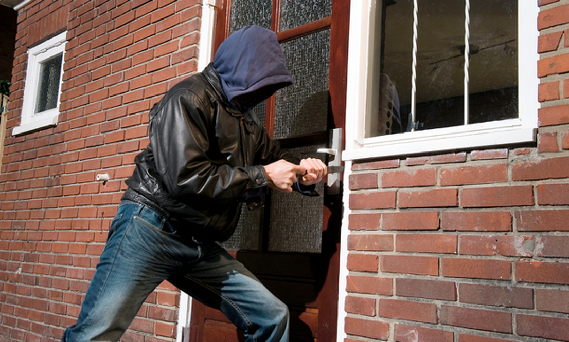 Burglaries in the Netherlands nearly halved since 2009