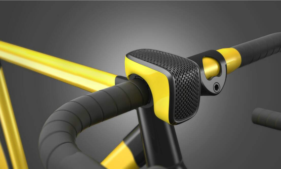 The Shoka smart bell is a brain for your bike