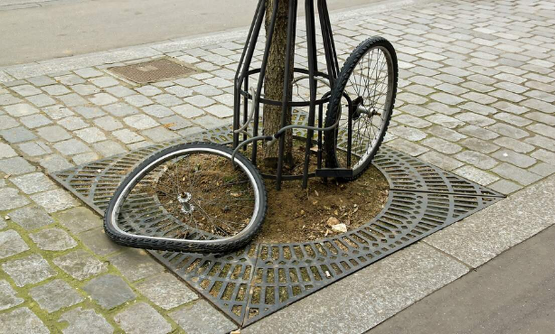 How not to get your bike stolen in the Netherlands