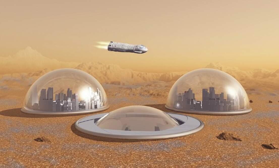 Dutch Mars colonisation mission plans reality TV show