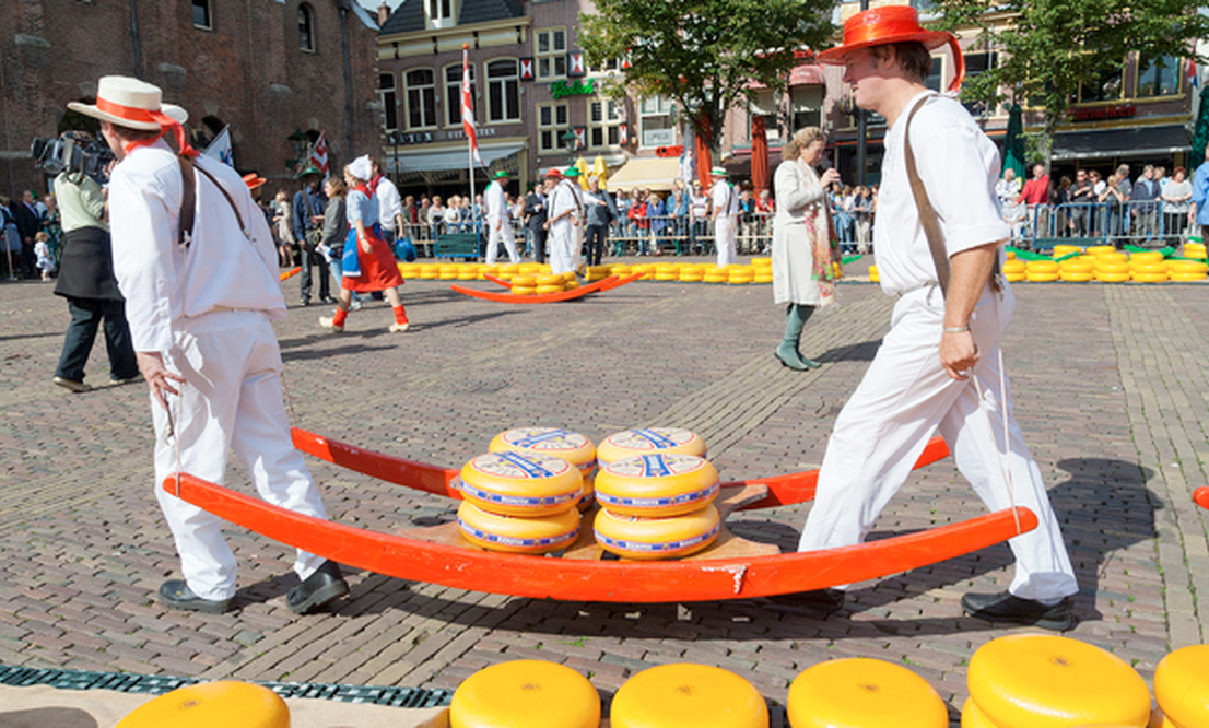 What do you know about Dutch cheese?