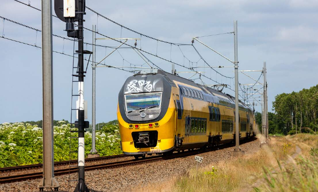 No trains between Amsterdam and Schiphol on August 2