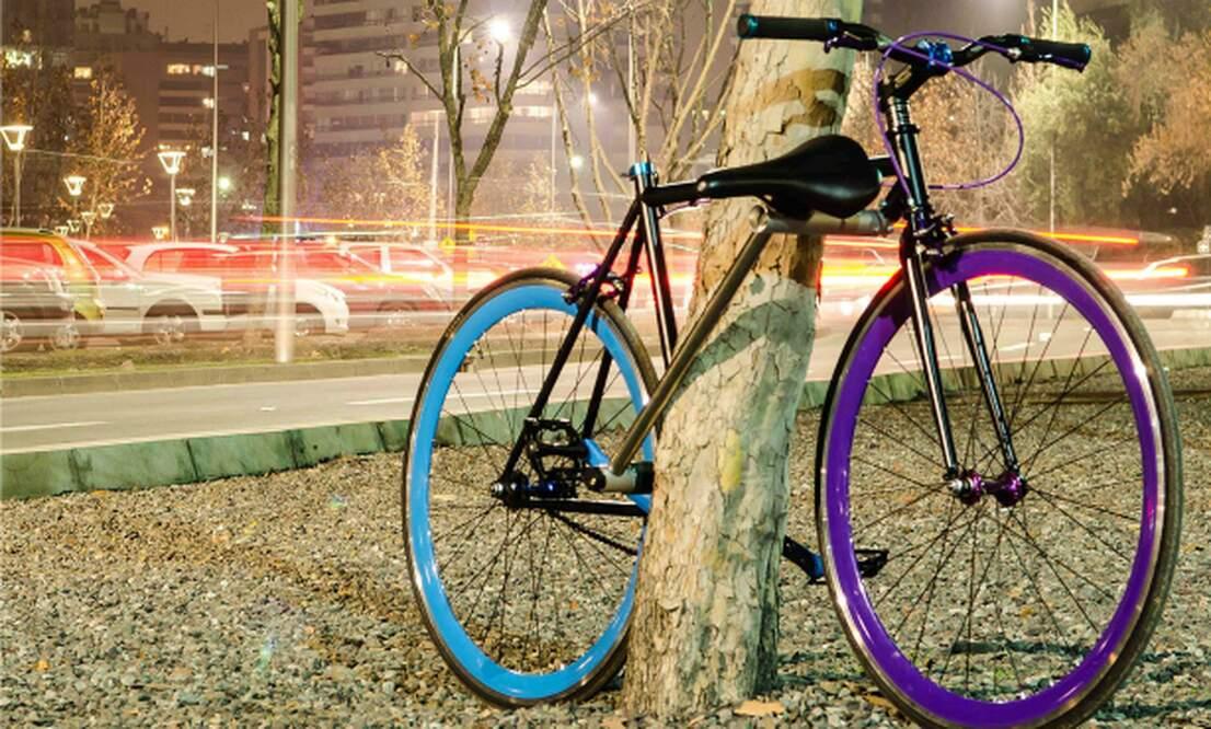 Yerka: the 'unstealable' bike