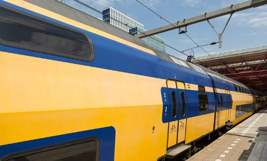 Almost 90 percent of Dutch trains arrive on time
